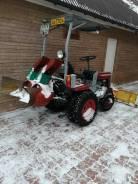 Курганмашзавод КМЗ-012. Продам мини-трактор, 12 л.с.