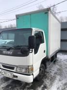 Isuzu Elf. Продаётся грузовой фургон Исудзу Эльф, 3 059куб. см., 1 500кг., 4x2