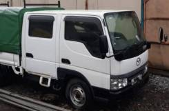 Mazda Titan. Продаётся грузовик , 2 500куб. см., 1 150кг., 4x4