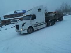 Volvo VNL 670. Продам тягач, мотор D12 коробка автомат, 12 000куб. см., 20 000кг., 6x4