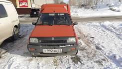 Renault Rapid, 1995