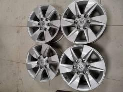 Оригинальные литые диски Land Cruiser Prado 150