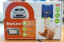 StarLine A93 V2 2CAN+2LIN GSM eco - продажа от Дилера