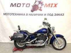 Honda Shadow. 1 100 куб. см., исправен, птс, без пробега