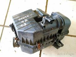 Корпус воздушного фильтра 1,8 в сборе с расходомером Honda Civic