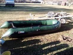 """Продам или поменяю лодку """"Стингрей-460"""""""