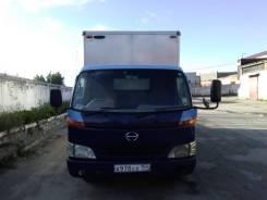 Hino Dutro. Продам грузовик, 5 000куб. см., 4 000кг., 4x2