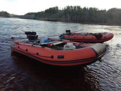 Продам лодку ПВХ Риф Тритон 390
