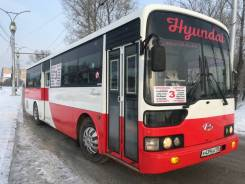 Hyundai Aero City 540. Продам Hyundai AERO CITY 540 в Иркутске, 32 места