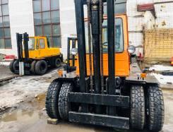 Львовский погрузчик. модель 40810 5 тонн, 5 000кг., Дизельный