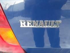 Эмблема. Renault Logan