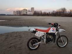 Honda CRM 50. 50куб. см., исправен, без птс, с пробегом