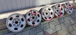 """Nissan. 6.5x15"""", 6x114.30, ET15.35, ЦО 67,0мм."""