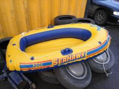 Лодка надувная Intex Seahawk