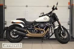 Harley-Davidson Dyna Fat Bob. 1 866куб. см., исправен, птс, с пробегом
