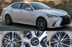 "Колёса Lexus Toyota. 8.0x45"" 5x114.30 ET32 ЦО 60,1мм."