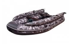 Лодка ПВХ SibRiver Allaska-390 Drive lux