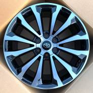 Новые литые диски Toyota -6067 R20 6/139.7 BFP