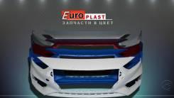 Бампер. Hyundai Solaris, HCR G4FG, G4LC