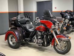 Harley-Davidson Tri Glide Ultra FLHTCUTG. 1 687куб. см., исправен, птс, с пробегом