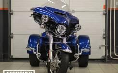 Harley-Davidson Tri Glide Ultra FLHTCUTG. 1 868куб. см., исправен, птс, с пробегом