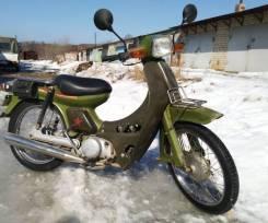 Yamaha Mate 90. 90куб. см., исправен, без птс, с пробегом