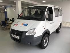 ГАЗ 22177. Пассажирский автобус ГАЗ-22177, 6 мест, В кредит, лизинг