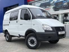 ГАЗ Соболь. Фургон цельнометаллический 27527, 2 700куб. см., 950кг., 4x4