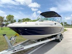 Катер Sea Ray Sundeck 240
