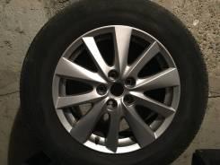 "Mazda. 7.0x17"", 5x114.30"