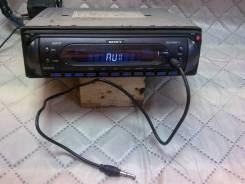 Магнитола SONY CDX-R5611 MP3. со входом AUX.