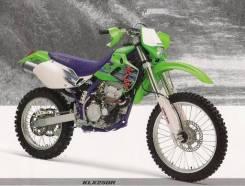 Продам по запчастям Kawasaki klx250