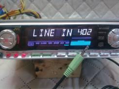 Магнитола JVC KD-CZ500. MP3 . со входом AUX.