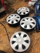 Комплект штампованных дисков r15