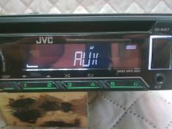 Магнитола JVC KD-R457. MP3. AUX. USB.