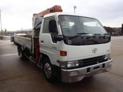 Toyota Dyna BU212 в разбор по запчастям.