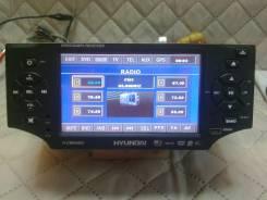 Магнитола Hyundai H-CMD4003. DVD. MP3. AUX. USB.