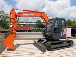 Hitachi ZX75US-A, 2004