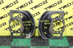 Щиток тормозного диска Nissan X-Trail T31 Оригинал, ПАРА!