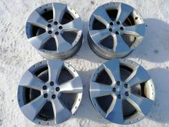 Оригинальные литые диски Subaru R17, 5/100 Made in Japan