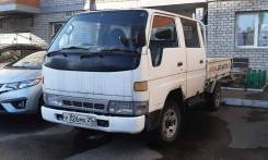Toyota ToyoAce. Toyota Toyoace 4WD, двухкабинник + борт, 3 000 куб. см., 1 500 кг., 4x4