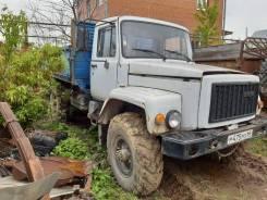 ГАЗ 3308 Садко. ГАЗ-3308 дизель, 3 800куб. см., 2 000кг., 4x4