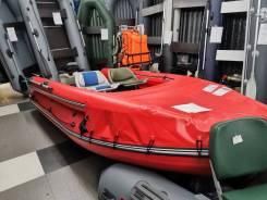 Лодка ПВХ Абакан420 JET