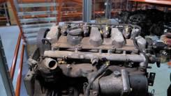 Запчасти от рабочего двигателя D4EA