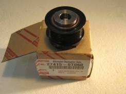 Шкив генератора Муфта обгонная Toyota 1 2 3 ZR 27415 0T060