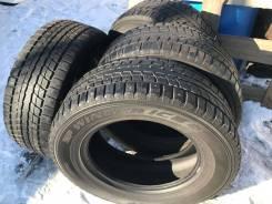 Dunlop. зимние, под шипы, 2017 год, б/у, износ 60%