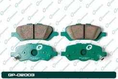 Дисковые тормозные колодки G-Brake GP02003