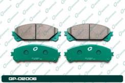 Дисковые тормозные колодки G-Brake GP02006