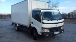 Toyota Dyna. Продается грузовик тойота дюна рефрижератор 3 т, 4 900куб. см., 3 000кг., 4x2