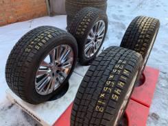 Goodyear Ice Navi SUV. зимние, 2017 год, б/у, износ до 5%